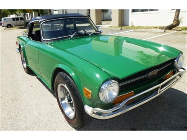 1971 Triumph TR6 | 769689