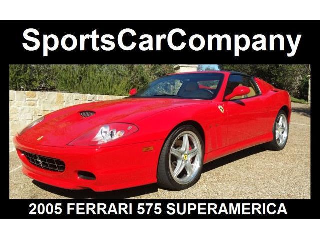 2005 Ferrari 575 | 769690