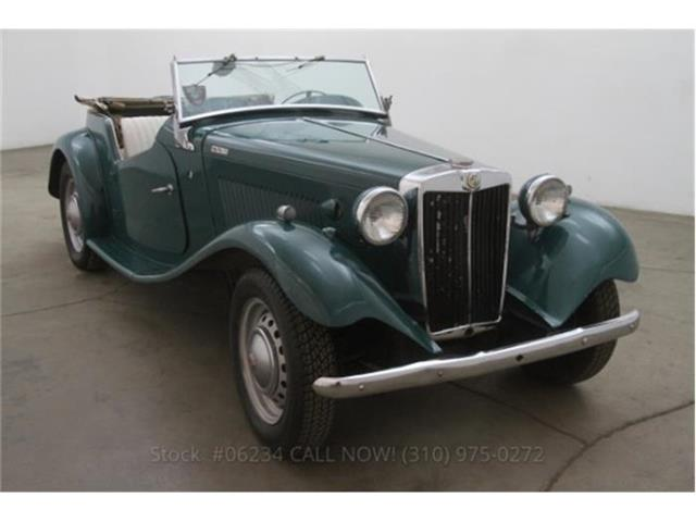 1953 MG TD/C Competition | 769693
