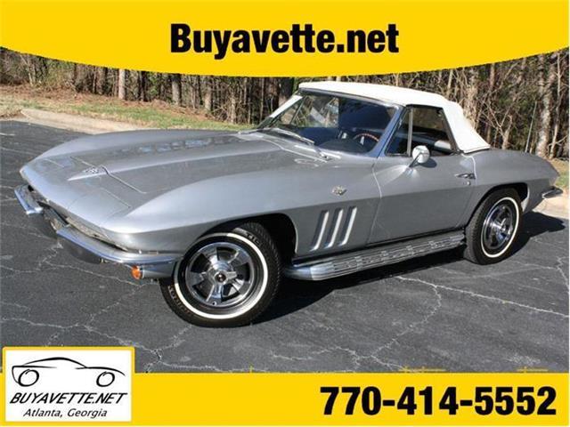 1966 Chevrolet Corvette | 769704
