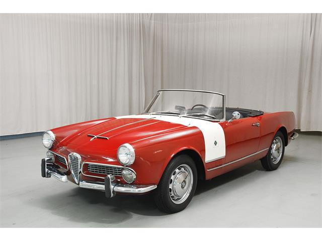 1962 Alfa Romeo 2000 | 769773