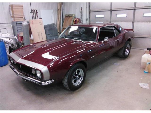 1967 Chevrolet Camaro | 769787