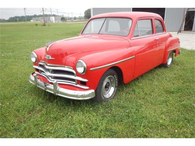 1950 Plymouth 2-Dr | 769792