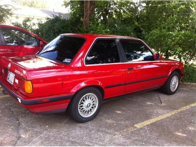 1989 BMW 325is | 769801