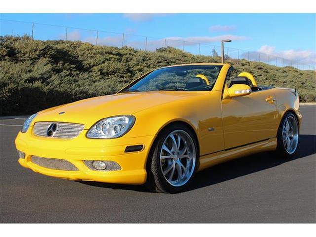 2002 Mercedes Benz SLK32 | 769837