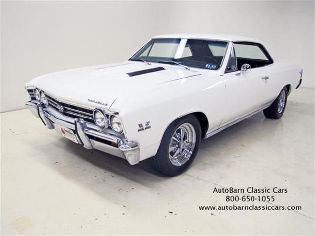 1967 Chevrolet Chevelle SS | 769853