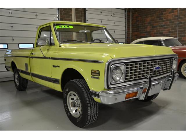1971 Chevrolet C/K 10 | 769896