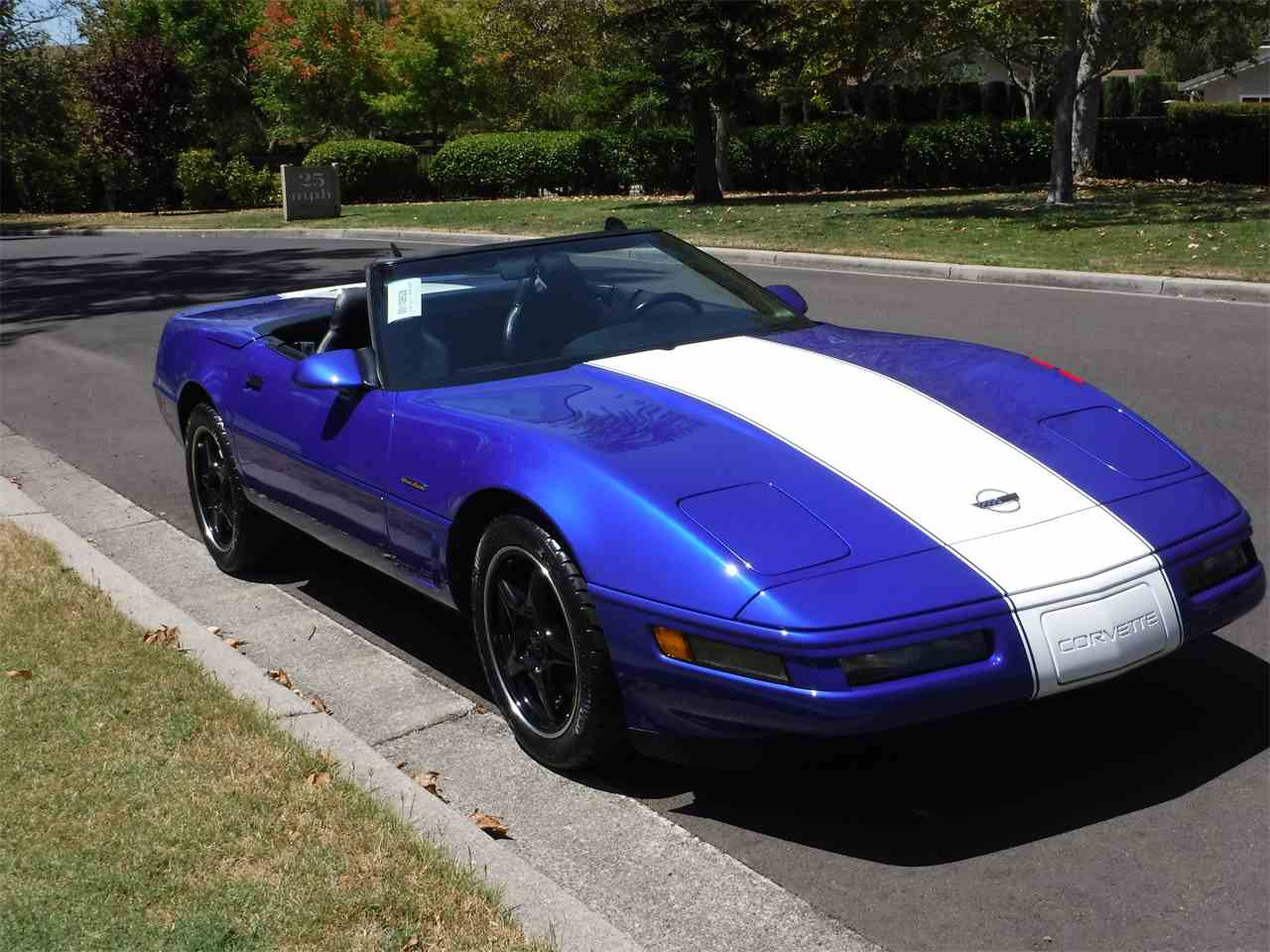 Large Picture of '96 Corvette - GI3A