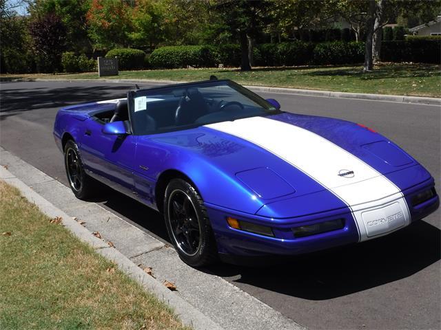 1996 Chevrolet Corvette Grand Sport | 769942