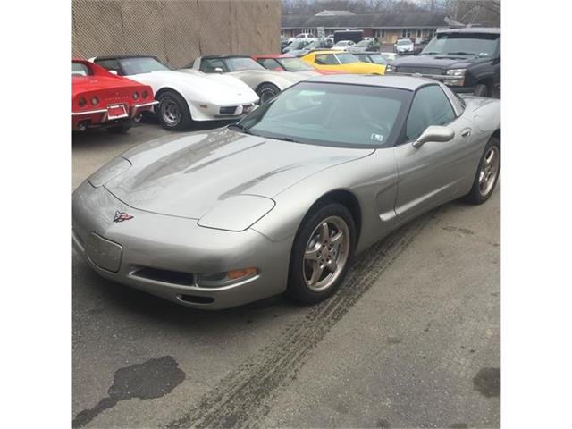 2000 Chevrolet Corvette | 769955
