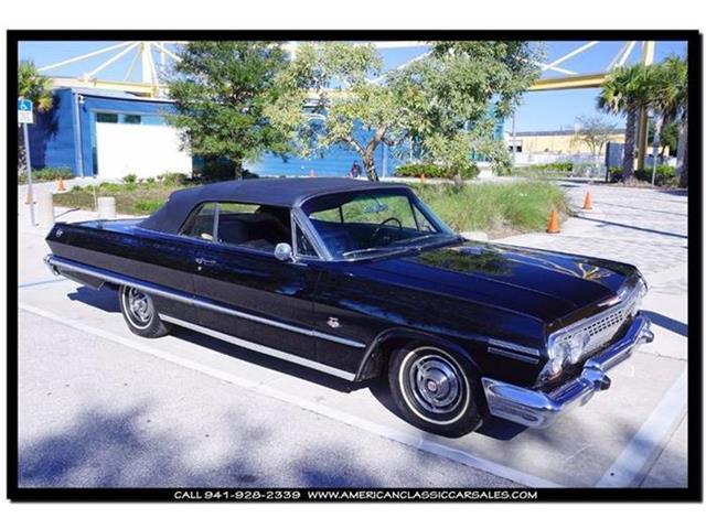 1963 Chevrolet Impala | 771038