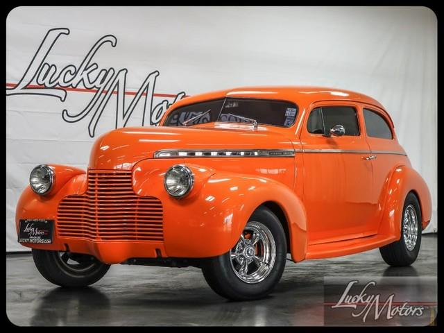 1940 Chevrolet Special Deluxe 2 Door ALL STEEL | 771094