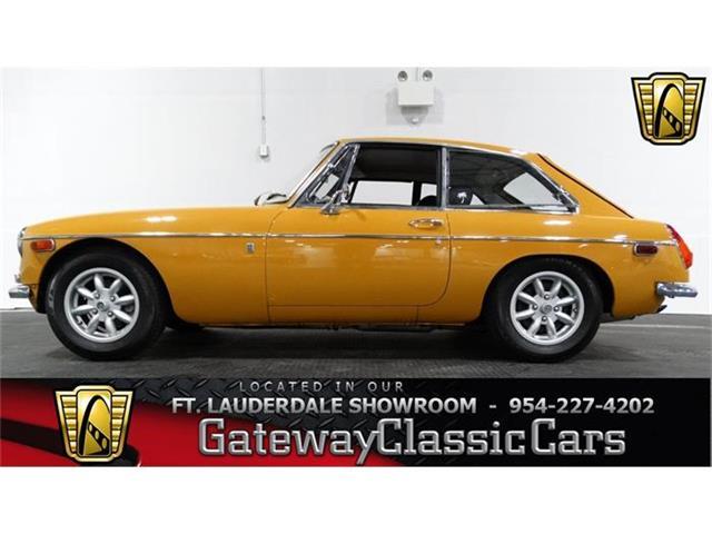 1970 MG MGB | 771125