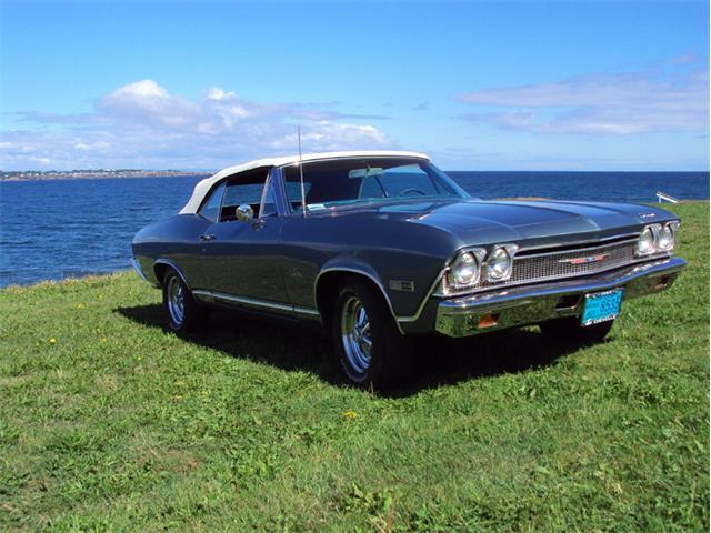 1968 Chevrolet Chevelle | 771151