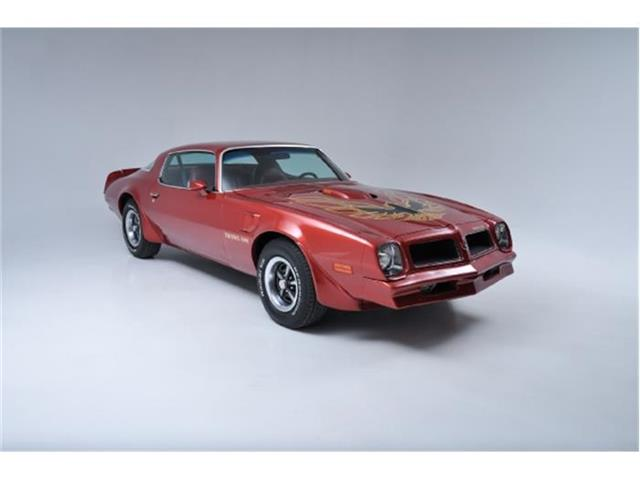1976 Pontiac Firebird Trans Am | 771158