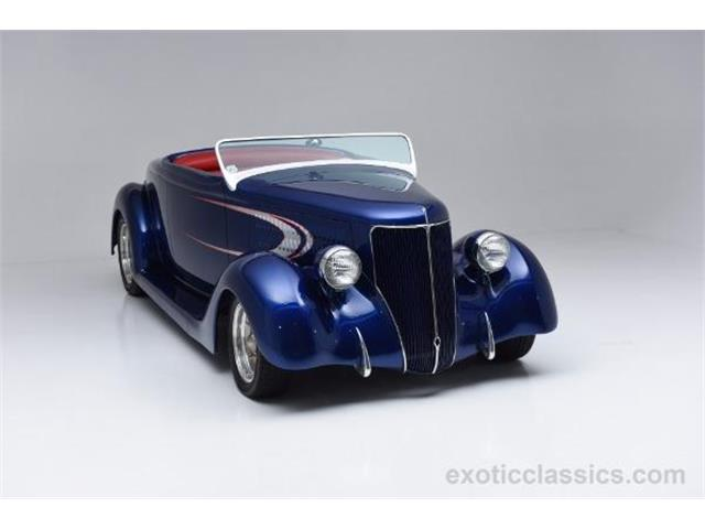 1936 Ford Street Rod Roadster Boyd Coddington | 771221