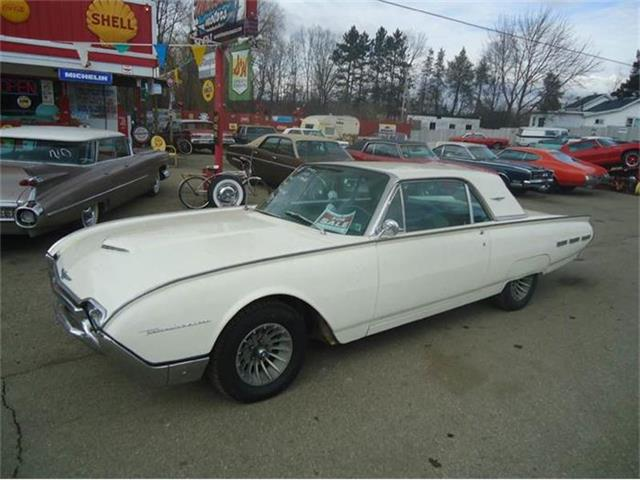 1962 Ford Thunderbird | 771252