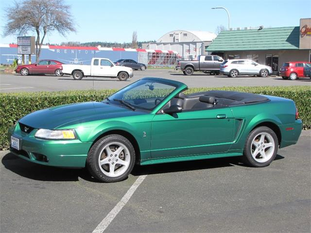 1999 FORD MUSTANG SVT COBRA CONVERTIBLE | 771257