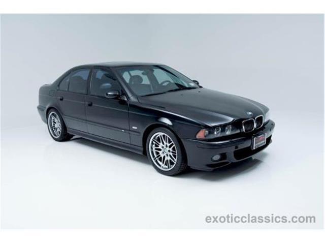 2001 BMW M5 | 771272