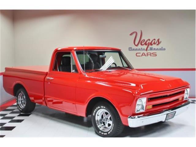 1967 Chevrolet Pickup | 771281
