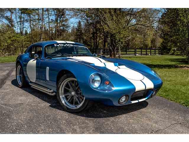 1965 Shelby Daytona CSX 9000 | 770130