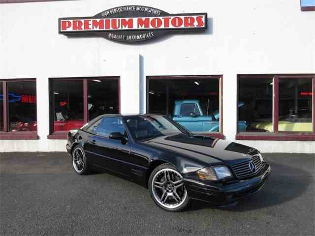 1999 Mercedes-Benz 500SL | 770133