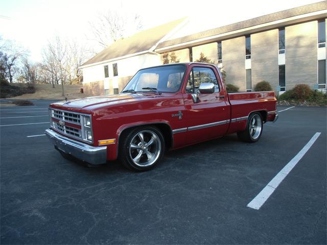 1986 Chevrolet C10 | 771347