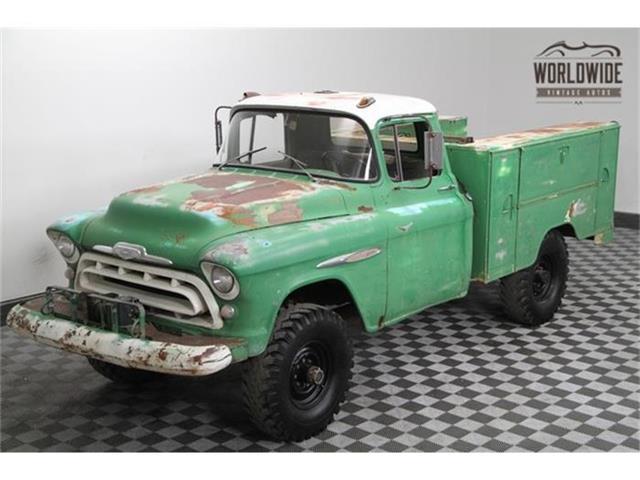 1957 Chevrolet 3600 | 771363