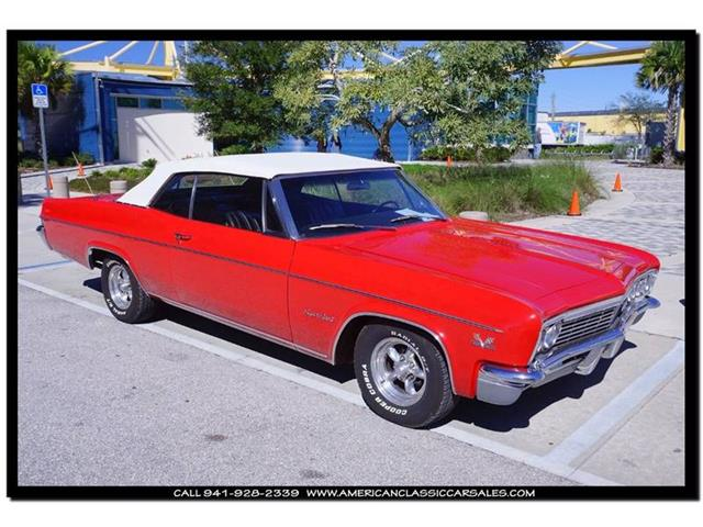 1966 Chevrolet Impala SS | 770014