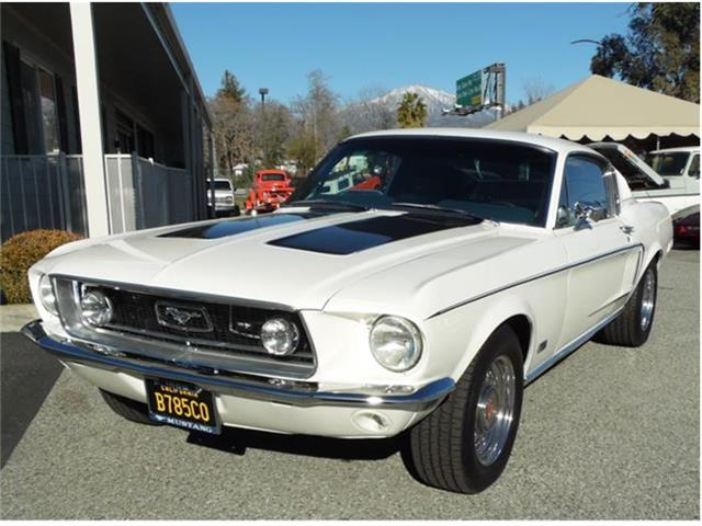 1968 Ford Mustang GT | 771405
