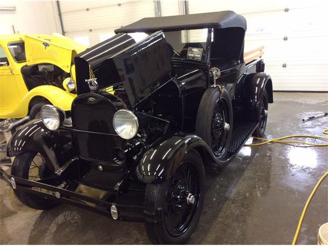 1929 Ford Roadster | 771408