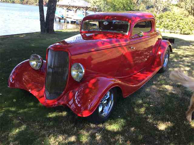 1934 Ford 3-Window Coupe | 771413