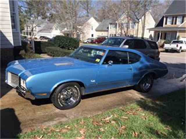 1971 Oldsmobile Cutlass S | 771414
