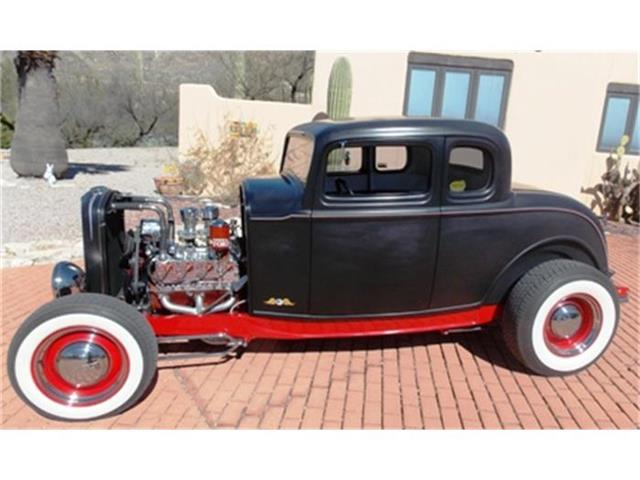 1932 Ford 5-Window Coupe | 771418