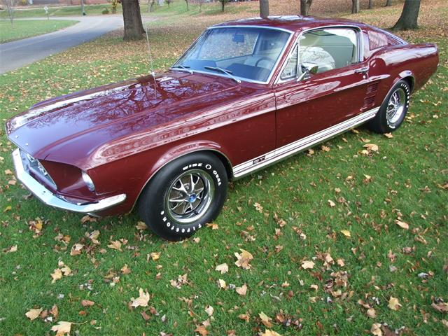 1967 Ford Mustang | 771437