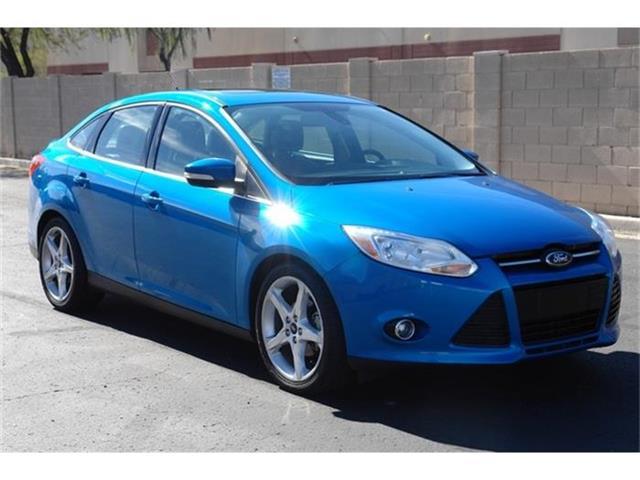 2012 Ford Focus | 771509
