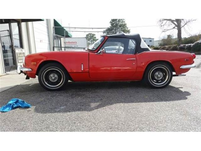 1969 Triumph Roadster | 771515