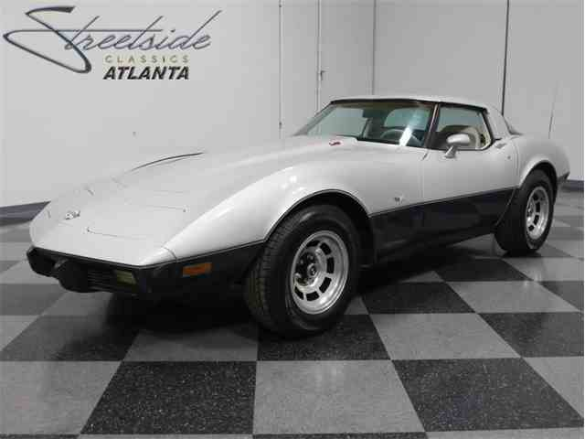 1978 Chevrolet Corvette 25th Anniversary | 770154