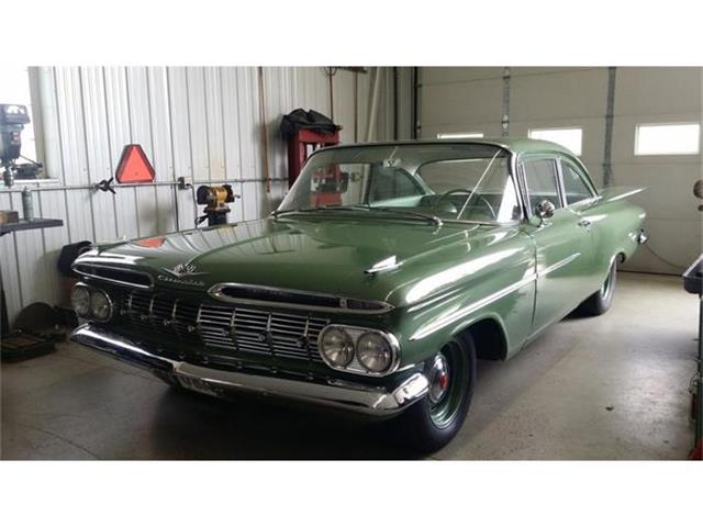 1959 CHEVROLET BISCAYNE BUSUNESS SPECIAL | 771547