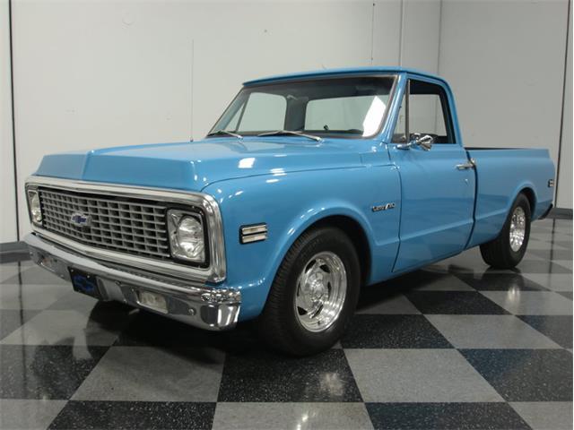 1972 Chevrolet C/K 10 | 770156