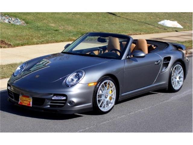 2011 Porsche 911   771568