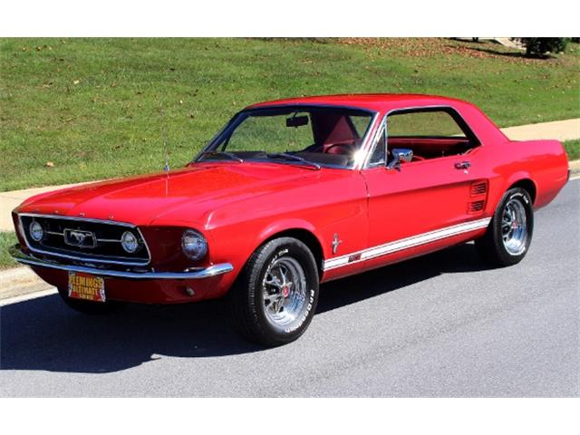 1967 Ford Mustang | 771569