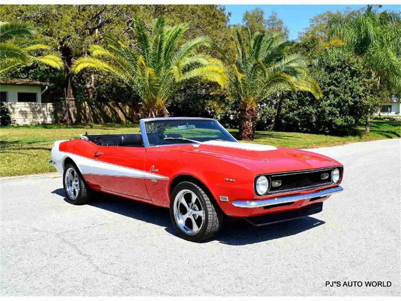 1968 Chevrolet Camaro for Sale - CC-771625