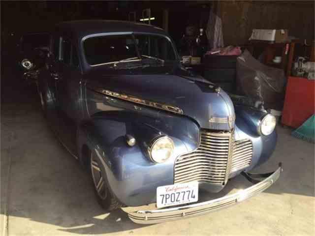 1940 Chevrolet Special Deluxe | 770163