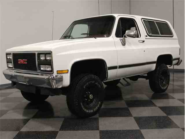 1989 GMC Jimmy | 771650