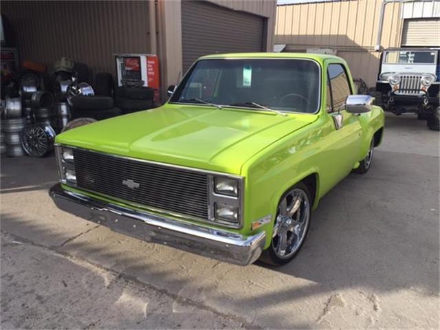 1983 Chevrolet C/K 10 | 770166