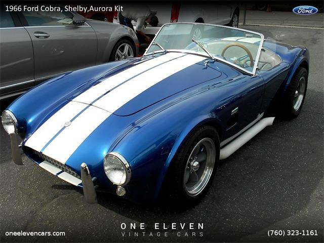 1966 Ford Shelby Cobra | 770167