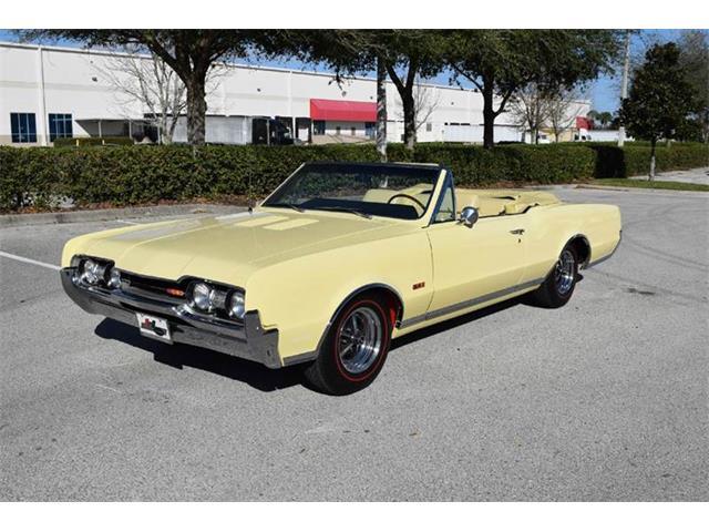 1967 Oldsmobile 442 | 771710