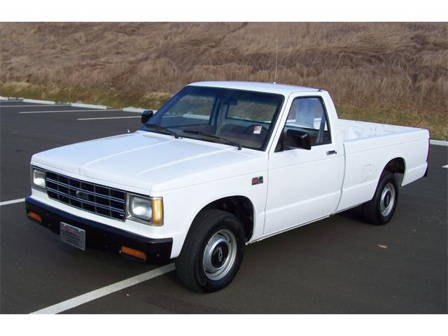 1989 Chevrolet S10 X81 Work Truck | 771791