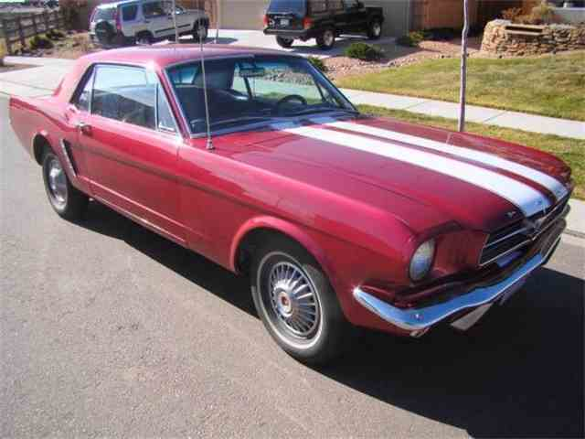 1965 Ford Mustang | 771808